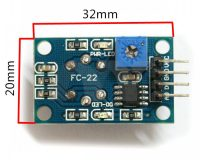 MQ 135 Air Quality Detector Sensor Module For Arduino (Robu.in)