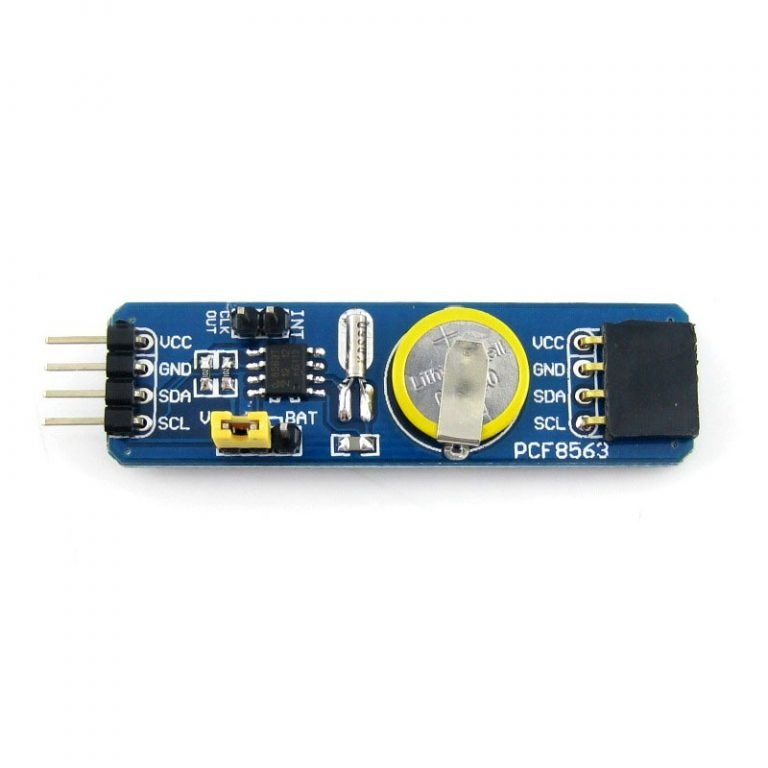 PCF8563 RTC Board For Raspberry Pi Real Time Clock Module-Blue