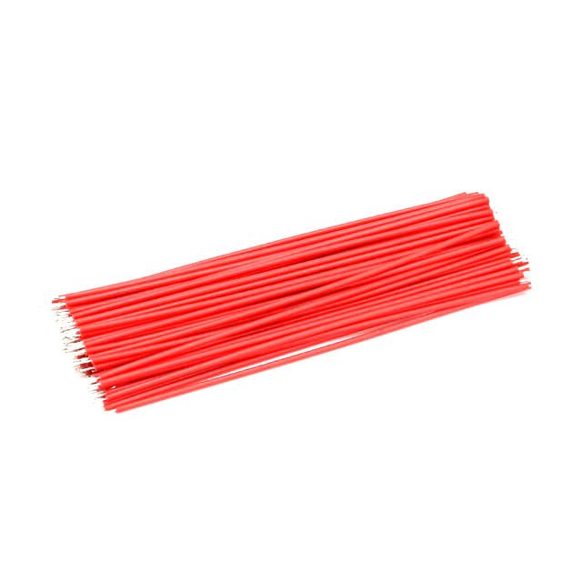 Motherboard, PCB, Breadboard Jumper Cable 150mm 24AWG Red - 50Pcs