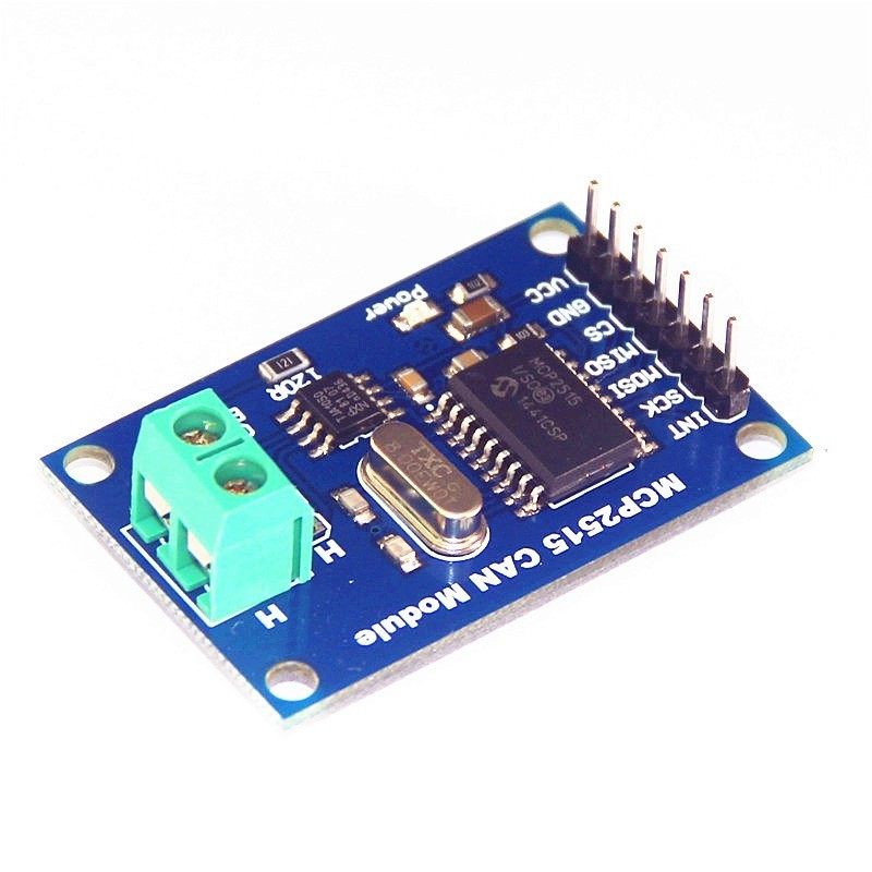 MCP2515 CAN Module TJA1050 Receiver SPI 51 Single Chip Program Routine  Arduino - Robu in | Indian Online Store | RC Hobby | Robotics