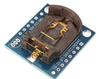 Real Time Clock DS1307 RTC I2C Module AT24C32 + Battery