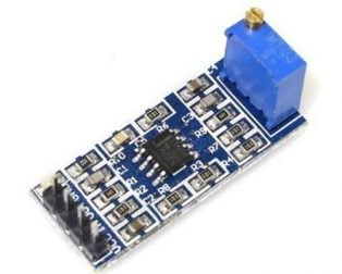 XD-21 LM358 Gain Amplification Module Operational Amplifier Module