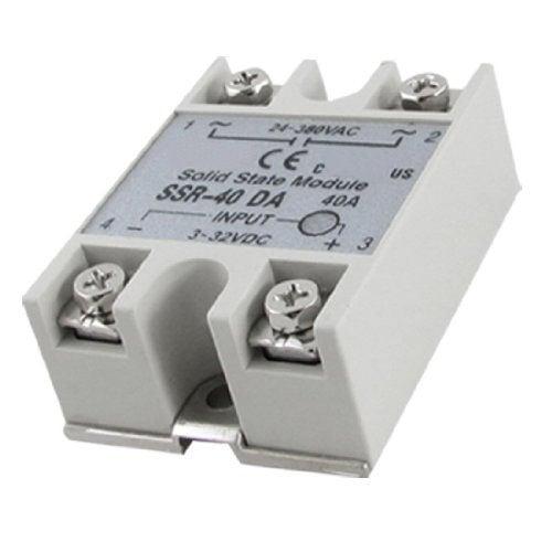 SSR-40DA Solid State Relay Module