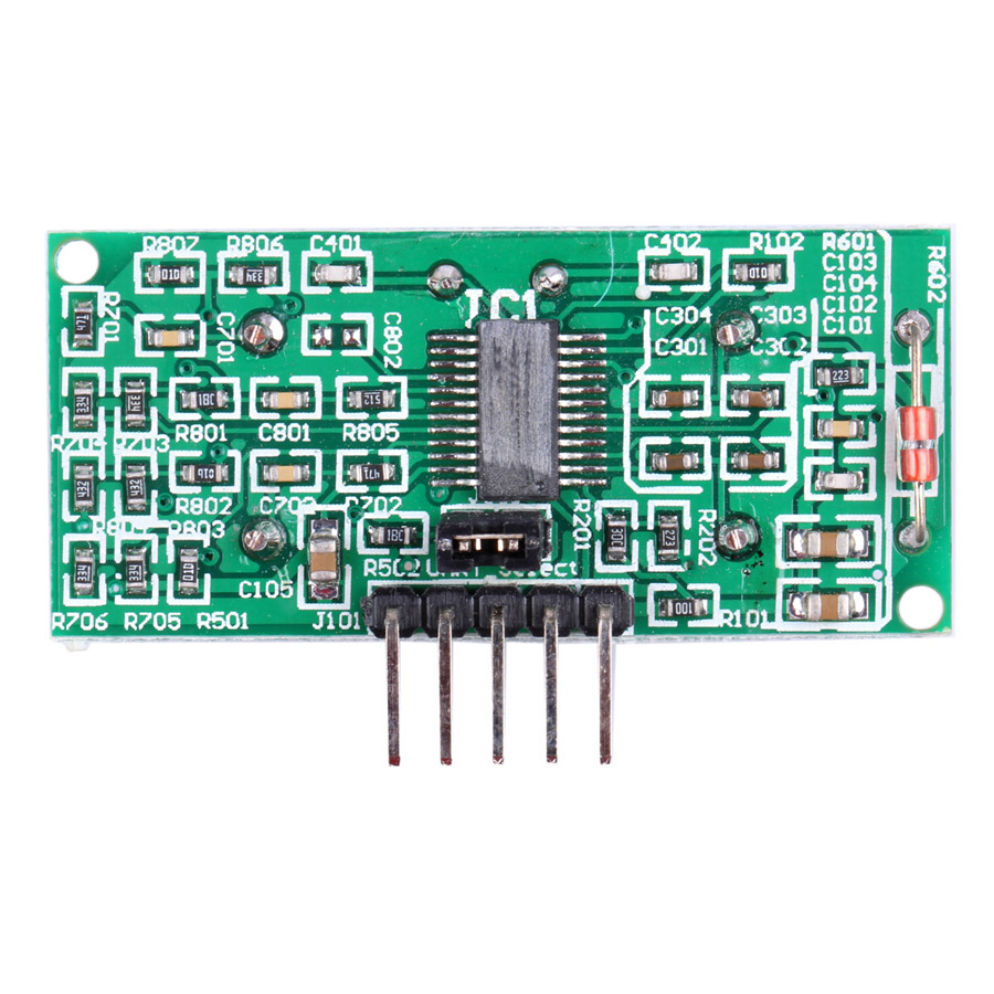 us 100 ultrasonic sensor distance measuring module withus 100 ultrasonic sensor distance measuring module with temperature compensation (robu in)