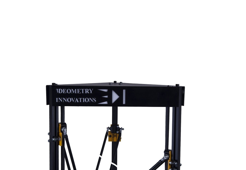 3DEOMETRY INNOVATIONS NoisyBot 3D Printer -ROBU.IN