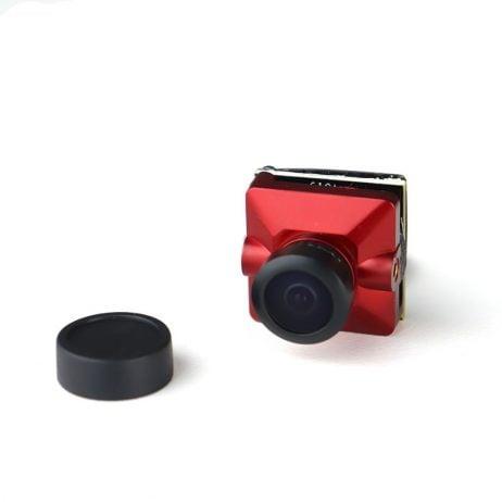 """700TVL 2.1mm 1/3"""" Wide Angle FPV Camera - Red"""