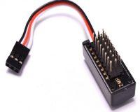 8 in1 Throttle Calibration Hub for RC Multirotor ESC Speed Controller