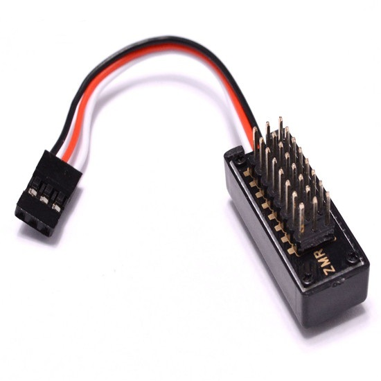 8 in1 Throttle Calibration Hub for RC Multirotor ESC Speed Controller