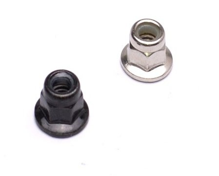 M5 CW CCW Propeller Fixed Adapter Nut Cap For Brushless Motor is the set of two different ie CW and CCW Nut Cap for brushless motor to be fitted above the propeller.