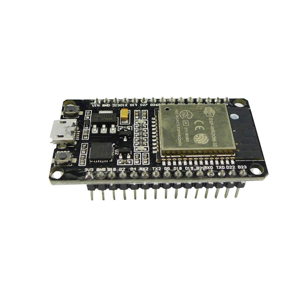 ESP WROOM 32/ ESP32S WiFi-BT-BLE MCU Module - Robu in | Indian Online Store  | RC Hobby | Robotics