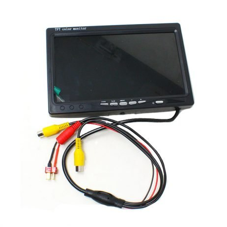7 Inch Monitor Display Screen