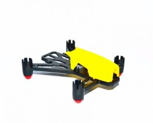 Q100 Brushed Quad-copter Frame