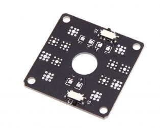 CC3D Flight Controller Mini Power Distribution Board PCB
