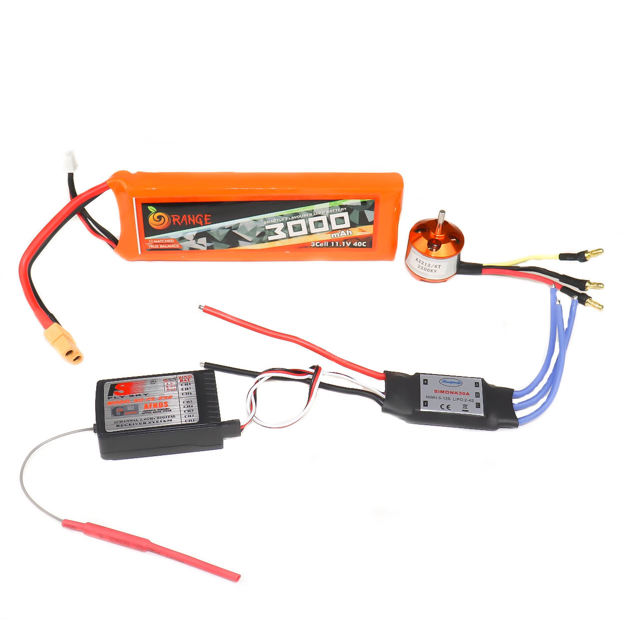 SimonK 30A Brushless Speed