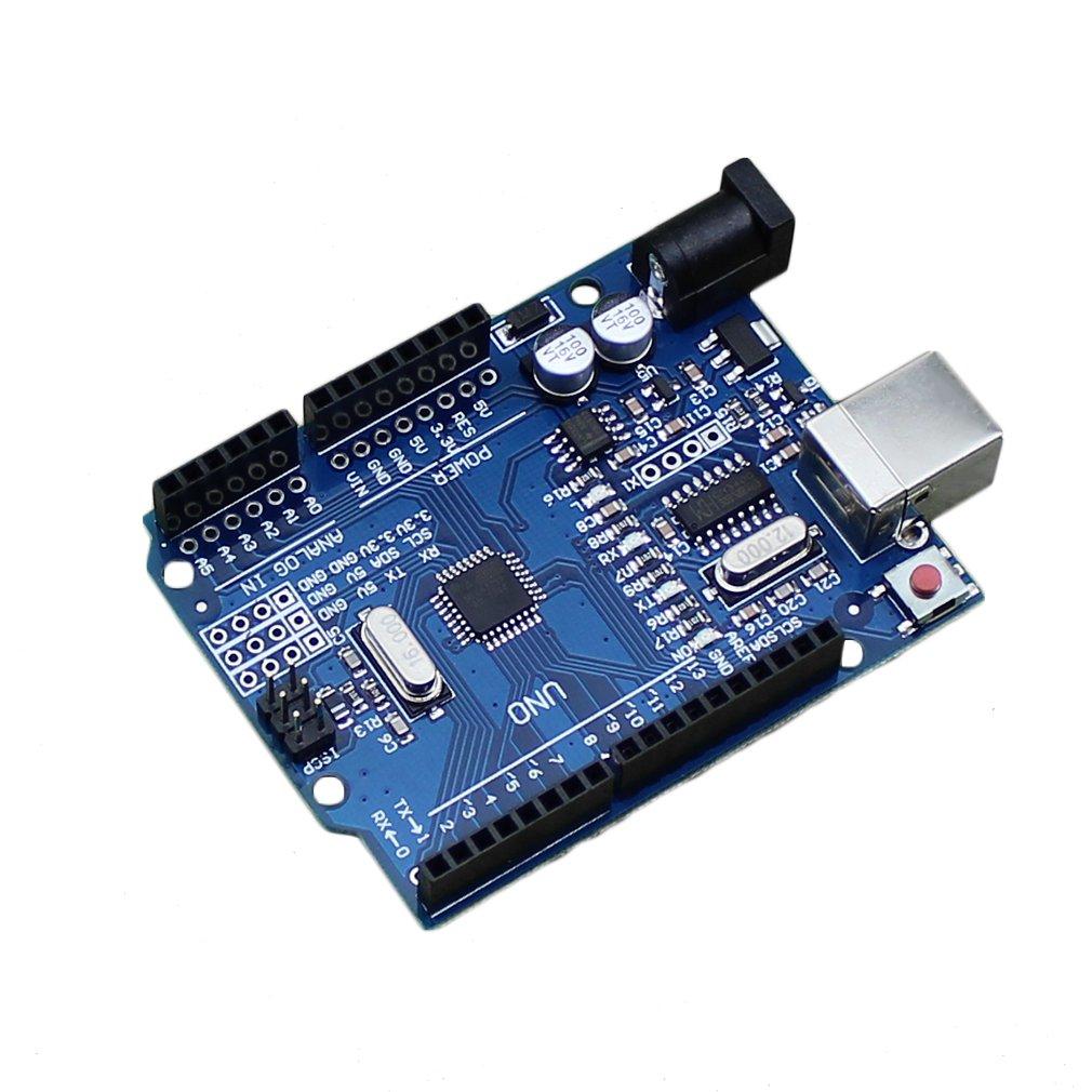 Arduino Uno R3 CH340G (Robu.in)