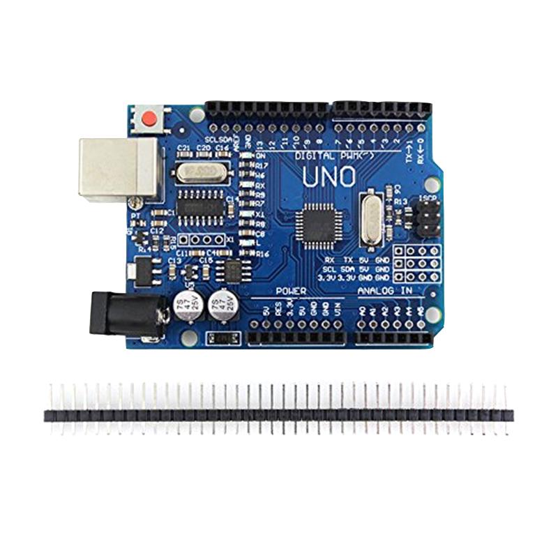 ATmega328P CH340G Microcontroller UNO R3 Board Mini USB Board /&Cable