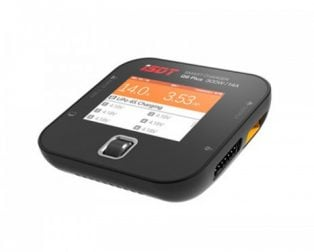 ISDT Q6 Plus 300W 14A MINI Pocket LCD Battery Balance Charger For LiFe/Lilon/LiPo/LiHv Battery