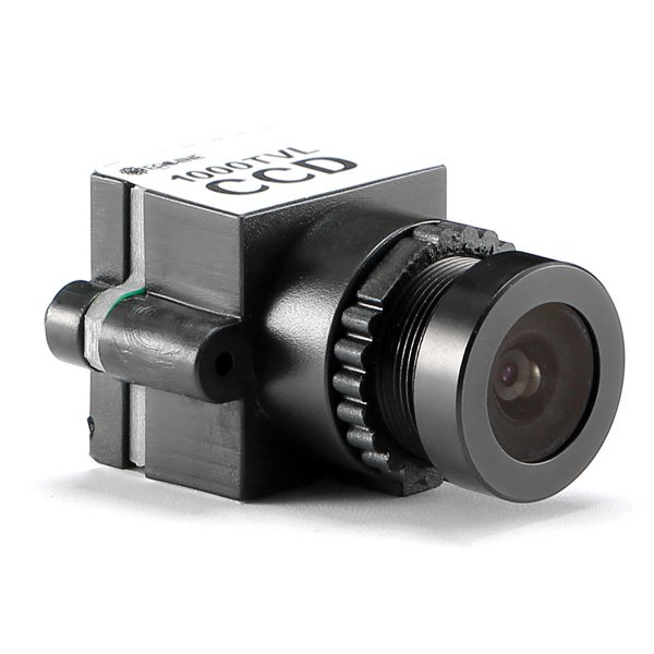 1000TVL 1/3 CCD 110 Degree 2.8mm Lens Mini FPV Camera