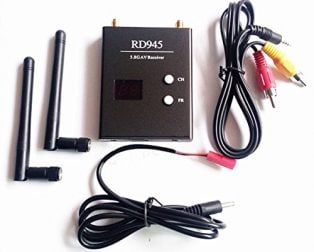 RD945 FPV Wireless 5.8GHZ 48CH Receiver