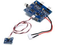 BGC v3.15 MOS Large Current 2-axis Brushless Gimbal Controller Driver
