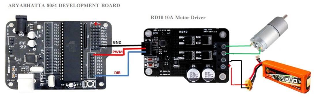 13S motor driver