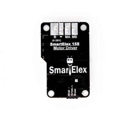 SmartElex 15S DC Motor Driver 15A (30A Peak)