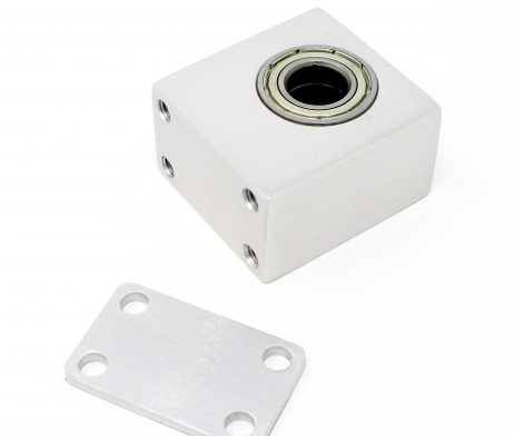 EasyMech Universal Bearing Housing and Shaft For HD Wheel - Robu (2)