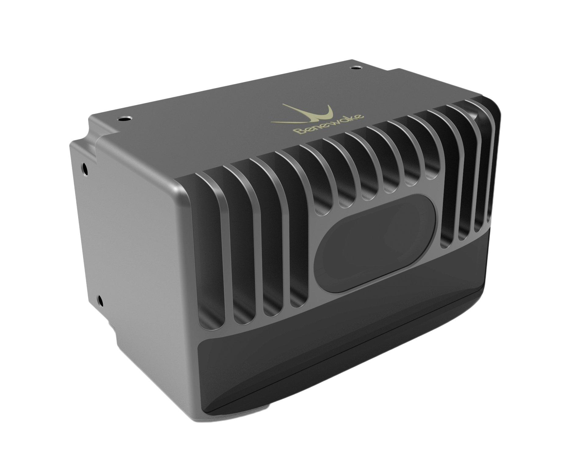 CE30-C Solid State 3D LIDAR Wide FOV Point Cloud Version.