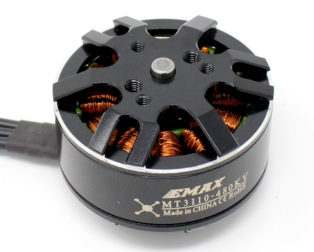 EMAX MT3110 480KV BLDC MULTI-COPTER MOTOR CCW (Original) - Robu (3)