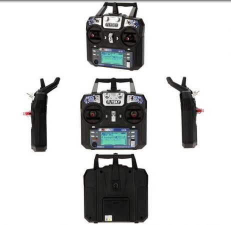 Buy Flysky FS-I6 2.4GHZ 6CH Transmitter In India