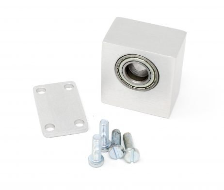 EasyMech Universal Bearing Housing and Shaft For HD Wheel - Robu (2)