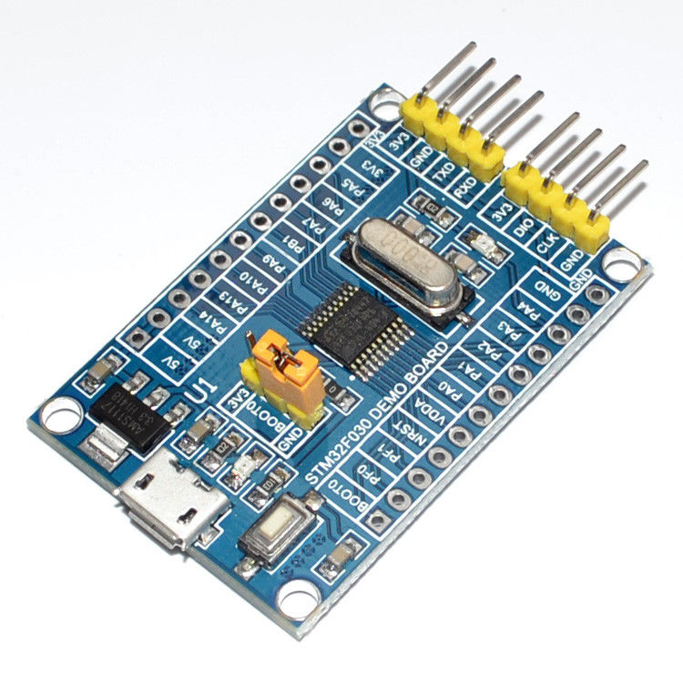 STM32F030F4P6 core board development board core ARM CORTEX-M0 - Robu in |  Indian Online Store | RC Hobby | Robotics