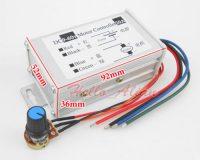 20A PWM DC Motor Speed Regulator Module (9V, 12V, 24V, 36V, 48V, 60V)