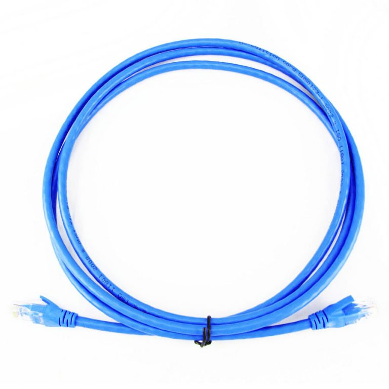 RJ45 CAT5 0.8M Ethernet Patch LAN Cable