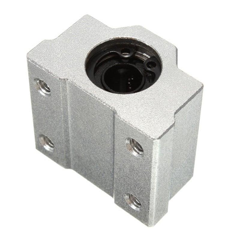 SC10UU 10 mm Linear Ball Bearing Slide Unit CNC 3D Printer (Robu.in)