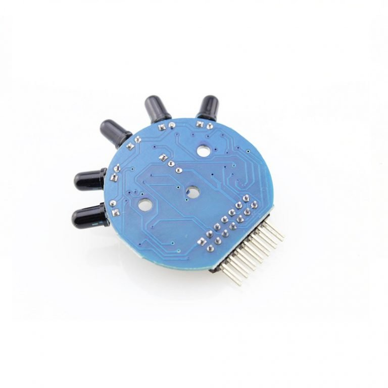 5-Channel Flame Sensor Module- ROBU.IN