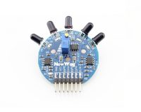 5-Channel Flame Sensor Module-ROBU.IN