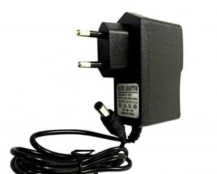 5V 3A AC 100-240V EU Plug DC 5.5mm Power Jack Adapter
