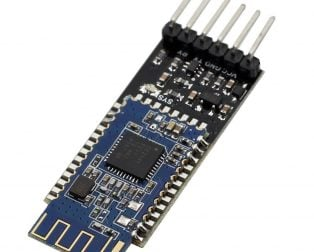 HM-10 BLE Bluetooth 4.0 CC2541 Wireless Module (Robu.in)