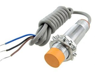 DC 6-36V M17 Inductive 8mm PNP-NO Proximity Sensor Switch