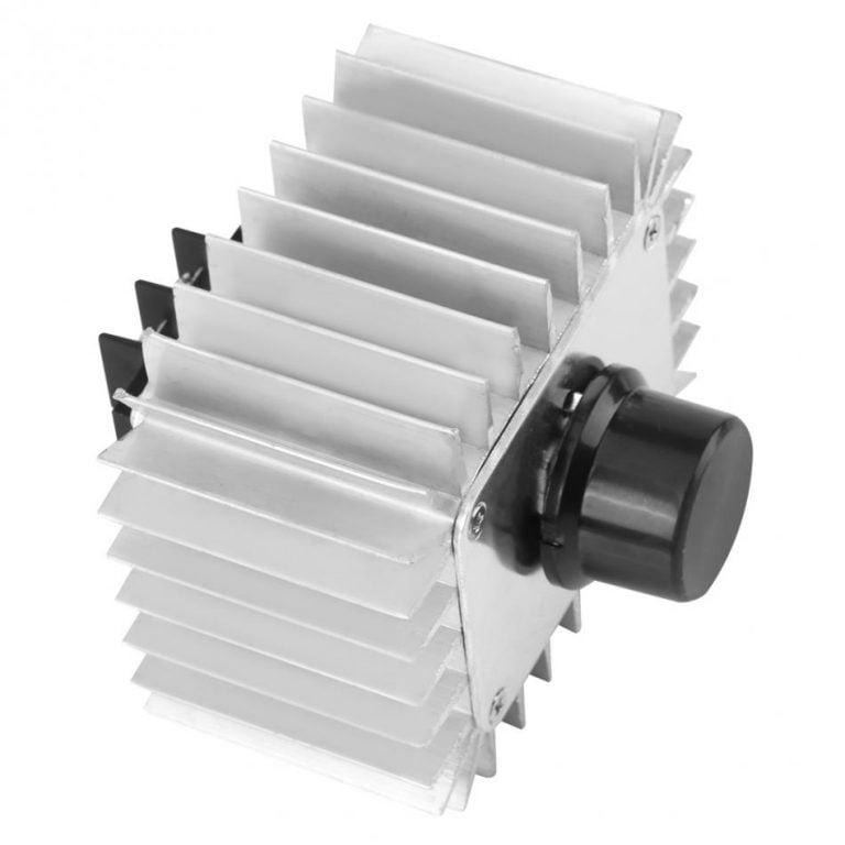 5000W AC 220V High-Power Electronic Regulator SCR Voltage Regulator Module (Robu.in)