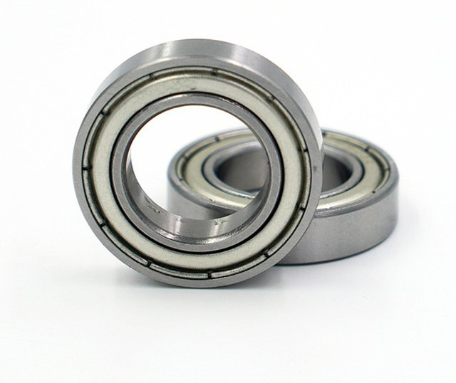 6902ZZ Bearing 15x28x7 Shielded Miniature Ball Bearings (4pcs)