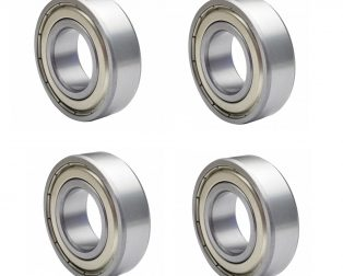6000ZZ Bearing 10x26x8 Stainless Steel Bearings (Robu.in)