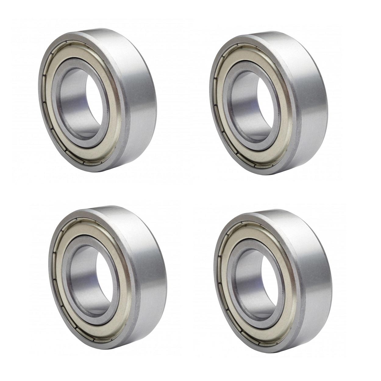 6000ZZ Bearing 10x26x8 Stainless Steel Bearings (Robu.in)