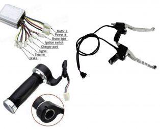 E-Bike Controller and Accessories