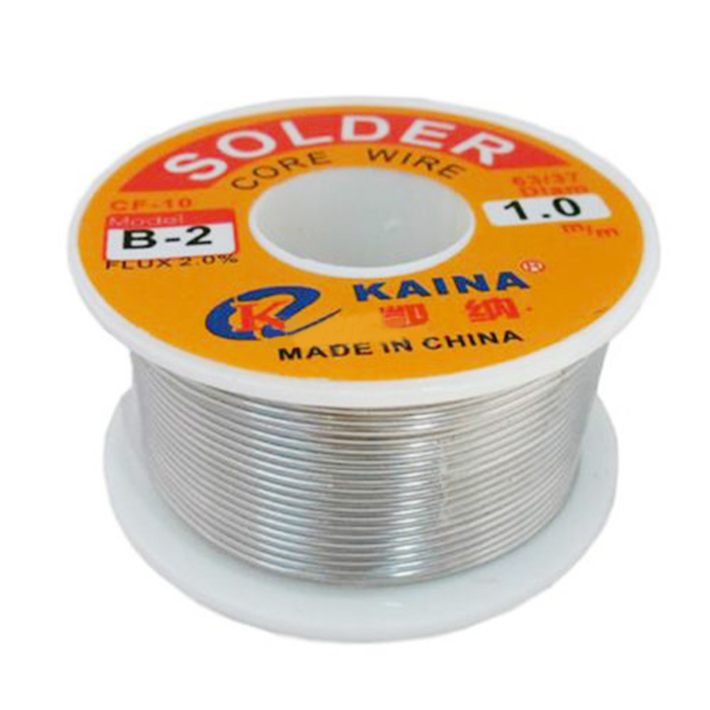 Welding & Soldering Supplies Welding Wires 1.0mm 50g Tin Solder Wire Welding Wires For Electronic Soldering High Quality