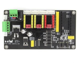 MACH3 Interface Board CNC 5 Axis with Optocoupler for
