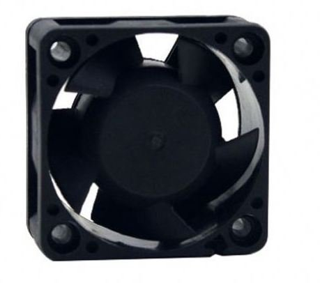 Small 5V 0.3A Turbo Air Intake Fan (Size 40x40x20mm)
