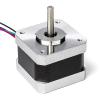 NEMA17 4.2 kg-cm Stepper Motor (With Detachable 70 cm Cable)