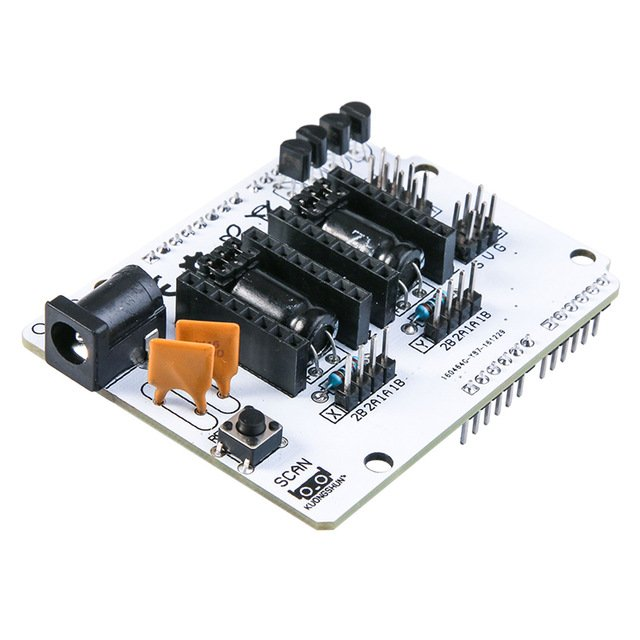 Presall 3D Scanner Board Kit Ciclop Expansion Board - Robu in   Indian  Online Store   RC Hobby   Robotics